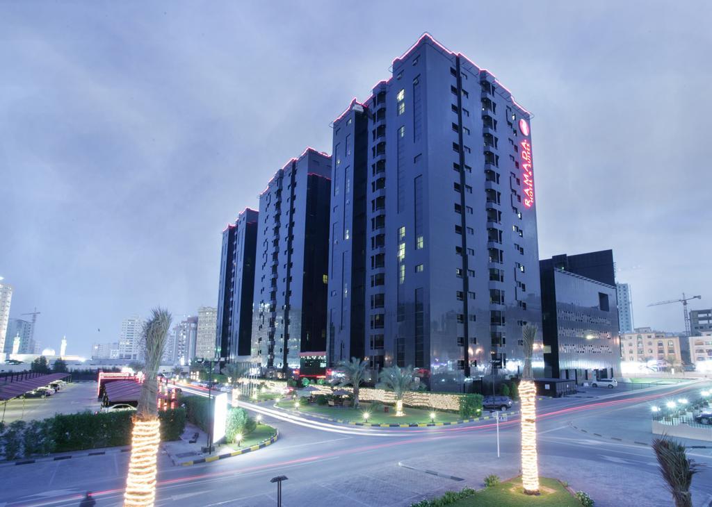 هتل رامادا اند سوئیت شارجه Ramada Hotel & Suite- رزرو هتل در شارجه