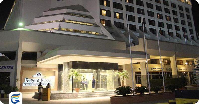 هتل رجنت پلازا کراچی - بهترین هتل های 4 ستاره در کراچی مرکز شهر