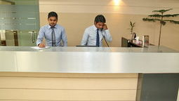 هتل آپارتمان ریچموند سیلت بنگلادش