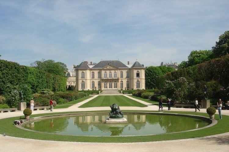 موزه رودین Rodin Museum - بلیط ارزان قیمت فرانسه