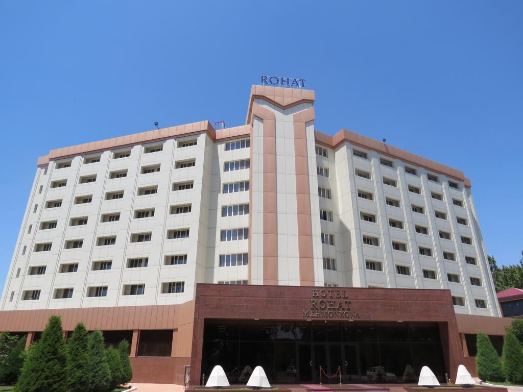 هتل روهات تاشکند - کارگزار رسمی هتل های ازبکستان