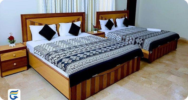هتل رز پالاس میلینیوم کراچی - کارگزار رسمی هتل های کراچی