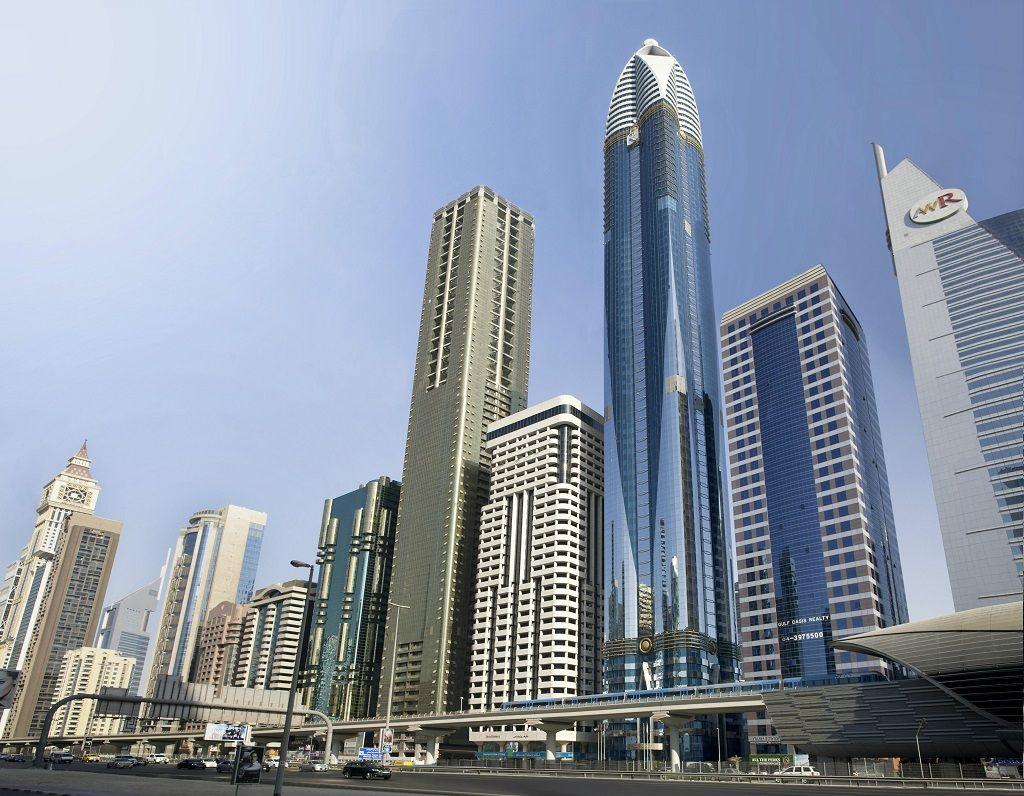هتل رز رایحان بای روتانا دوبی Rose Rayhaan by Rotana- هزینه اقامت در دبی