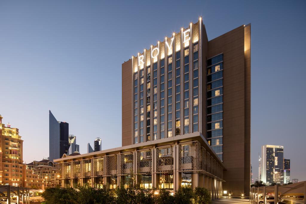 هتل روو دنتئون دبی Rove Downtown Hotel- خرید اینترنتی بلیط هتل در دوبی