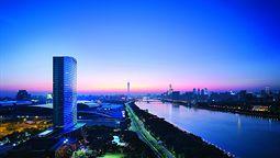 هتل شنگری لا گوانگژو چین