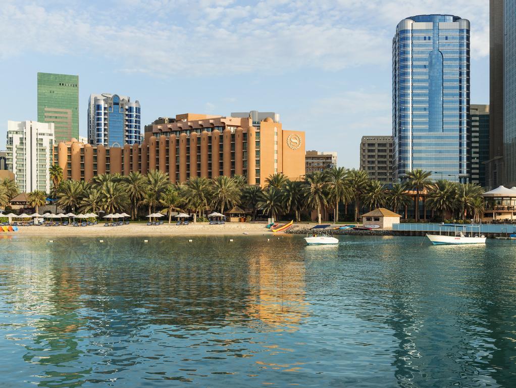 هتل شرایتون ابوظبی Sheraton Abu Dhabi Hotel- ارزانترین هتل ابوظبی