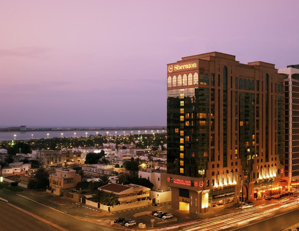 هتل شرایتون خلیدیا ابوظبی Sheraton Khalidiya Hotel- هتل های ارزان قیمت ابوظبی - قیمت آپارتمان در دبی