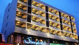 هتل سیمپلیتل پوکت تایلند