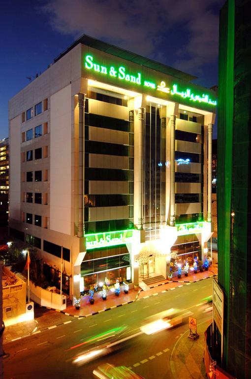 هتل سان اند سندز دوبی Sun and Sands Hotel - بهترین هتل های 3 ستاره دبی