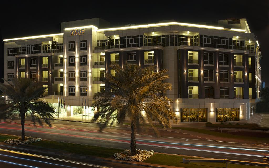 هتل تایم گرند پلازا دبی TIME Grand Plaza Hotel- سوئیت ارزان در دبی
