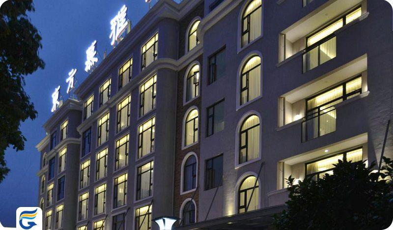 قیمت رزرو هتل شانگهای