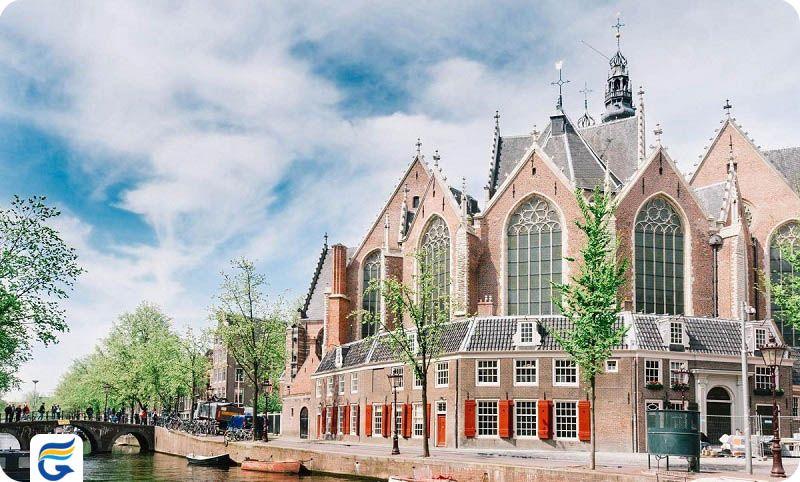بهترین قیمت بلیط هلند