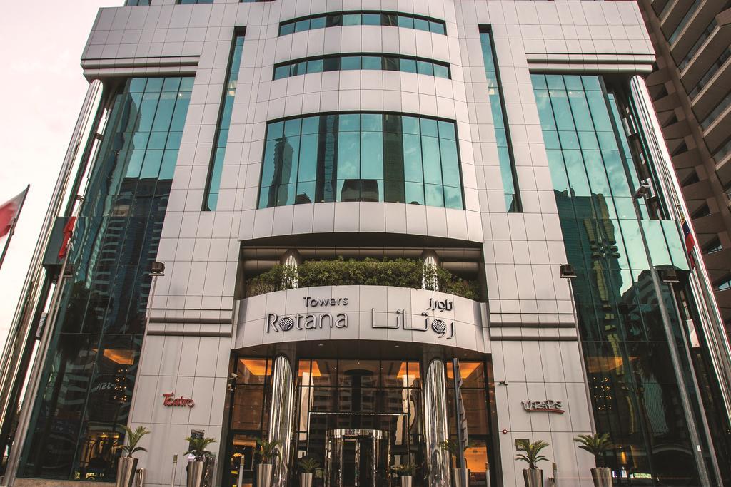 برج های روتانا دبی Towers Rotana- قوانین کنسل کردن هتل های دوبی
