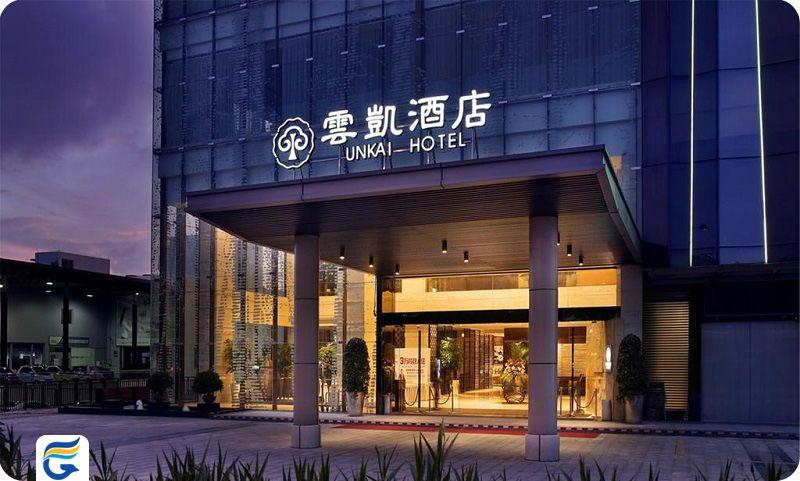 قیمت هتل های 5 ستاره گوانجو
