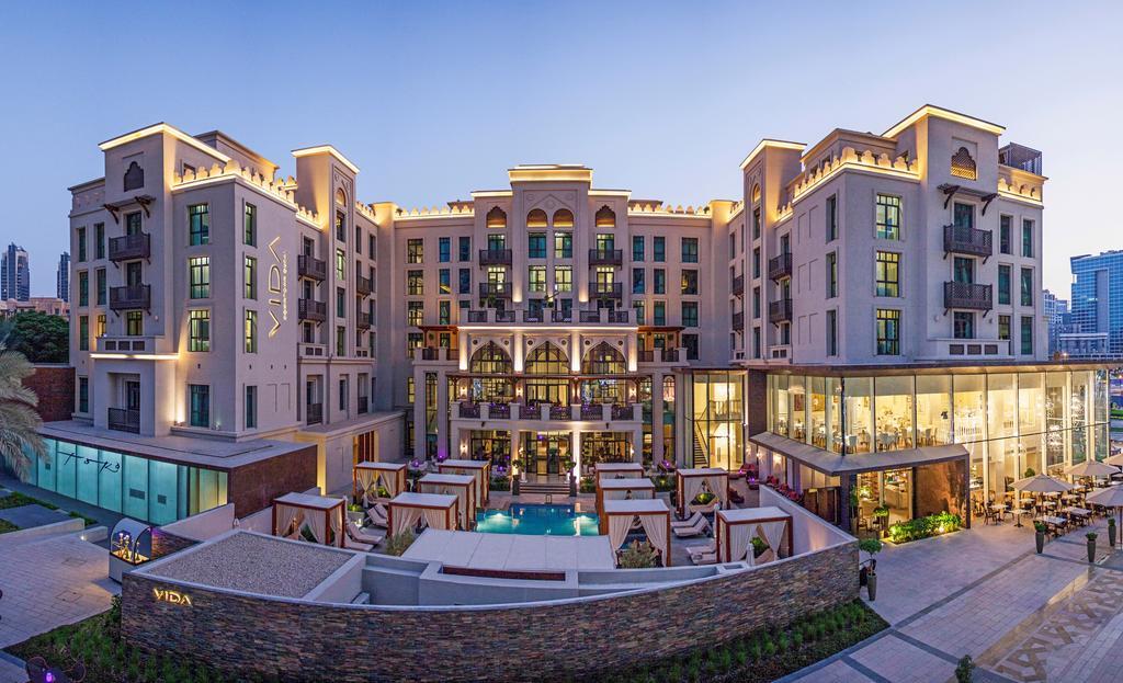 هتل ویدا دون تئون دبی Vida Downtown Hotel - هتل در دبی شبی چند است