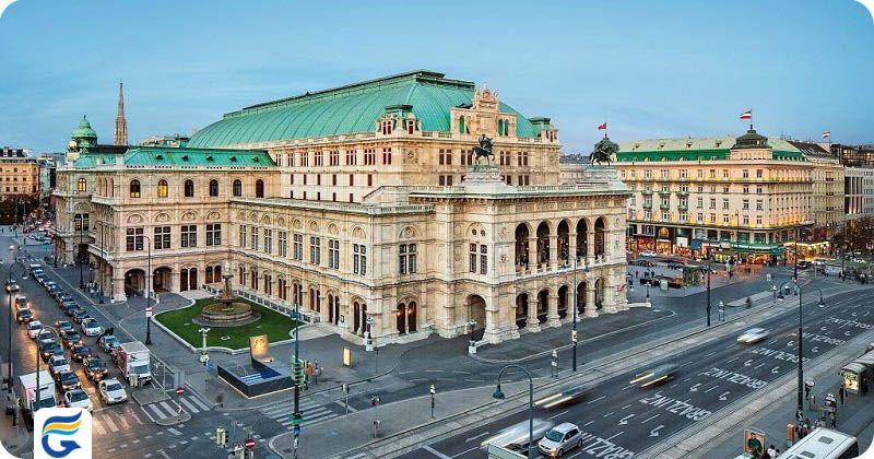 اپرای ملی اتریش - بهترین پرواز اتریش