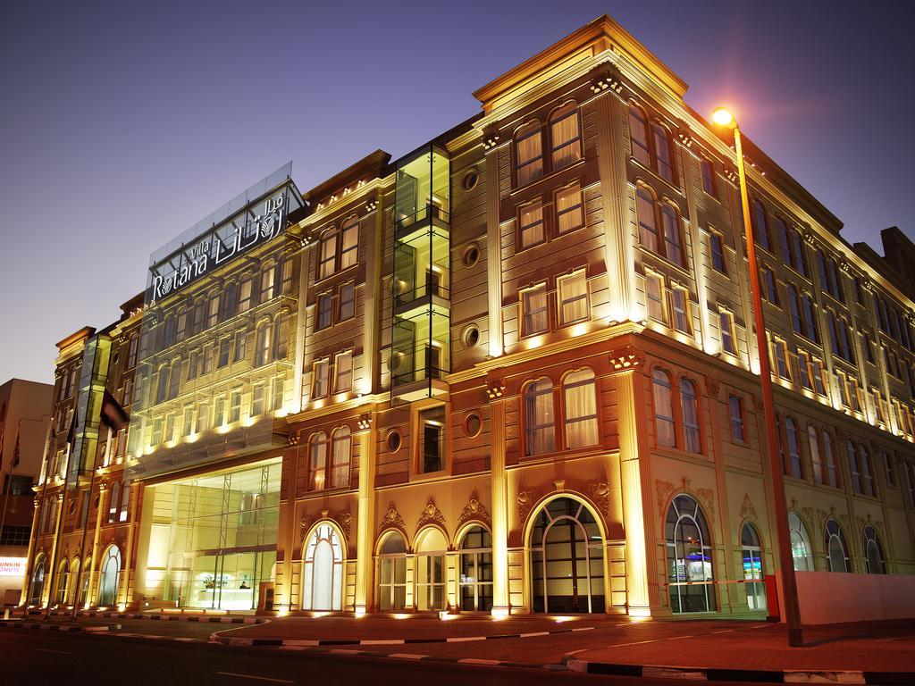هتل ویلا روستانا دبی Villa Rotana hotel-هتل دوبی