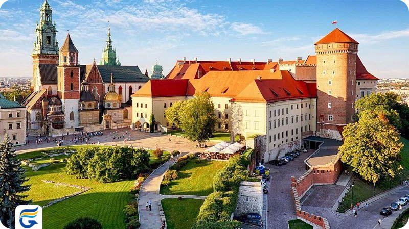 اطلاعات پروازهای لهستان