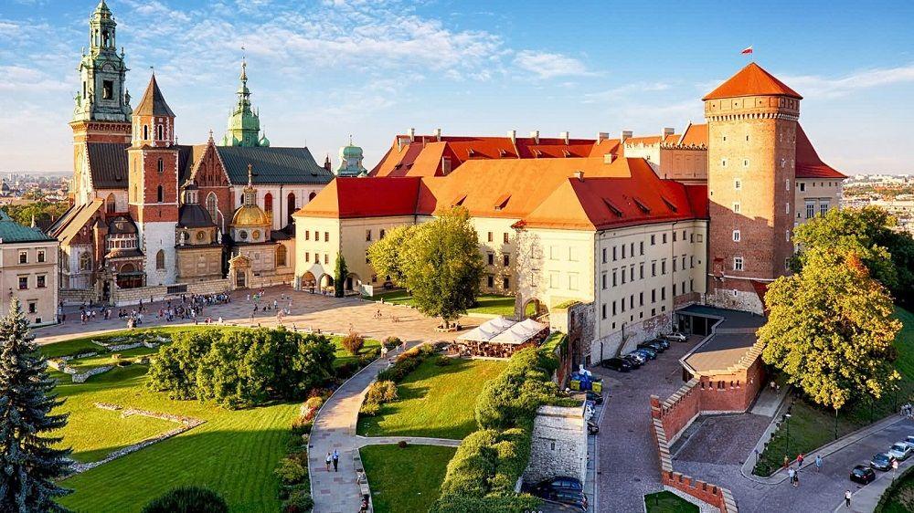 قلعه سلطنتی واول لهستان Wawel Royal Castle- خرید اینترنتی بلیط لهستان
