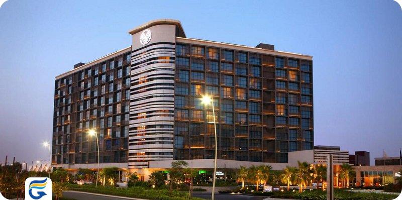 هتل جزیره یاس روتانا ابوظبی Yas Island Rotana Hotel- خرید آنلاین هتل های ابوظبی