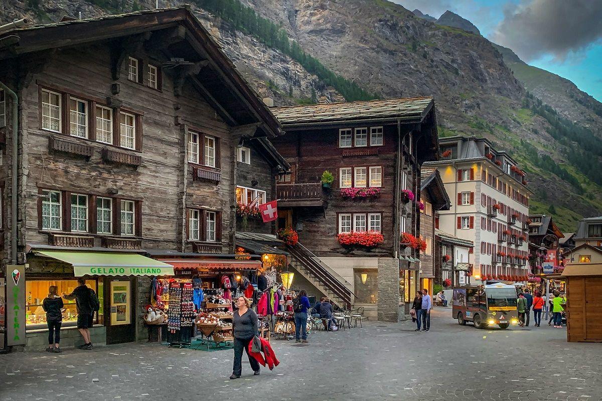 زرمات Zermatt - خرید اینترنتی بلیط هواپیما سوئیس