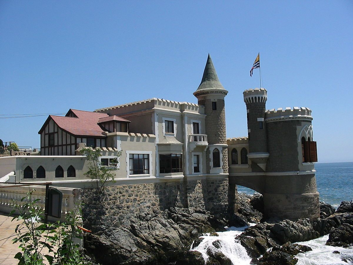 قلعه چایل Chile Castle - بیشترین تخفیف پروازهای سوئیس