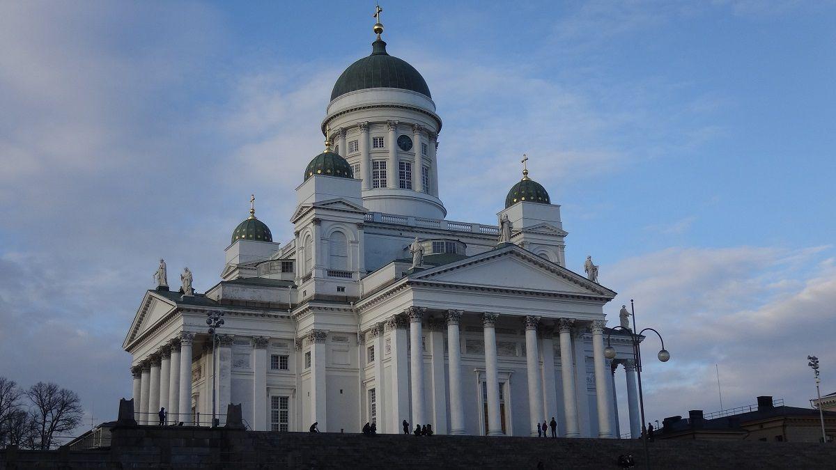کلیسای جامع فنلاند Finland Cathedral - ارزانترین نرخ پروازهای فنلاند