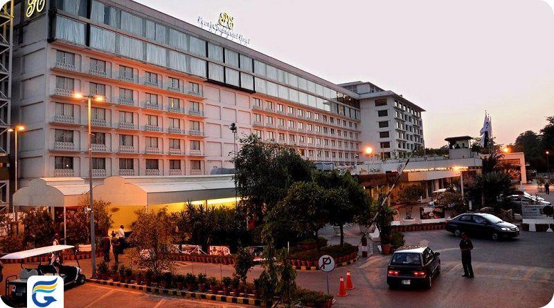 هتل مروارید ( کانتیننتال ) قاره لاهور