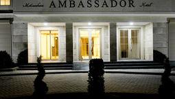 هتل آمباسادور بیشکک قرقیزستان