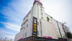 هتل بانانا گوانگجو کره جنوبی