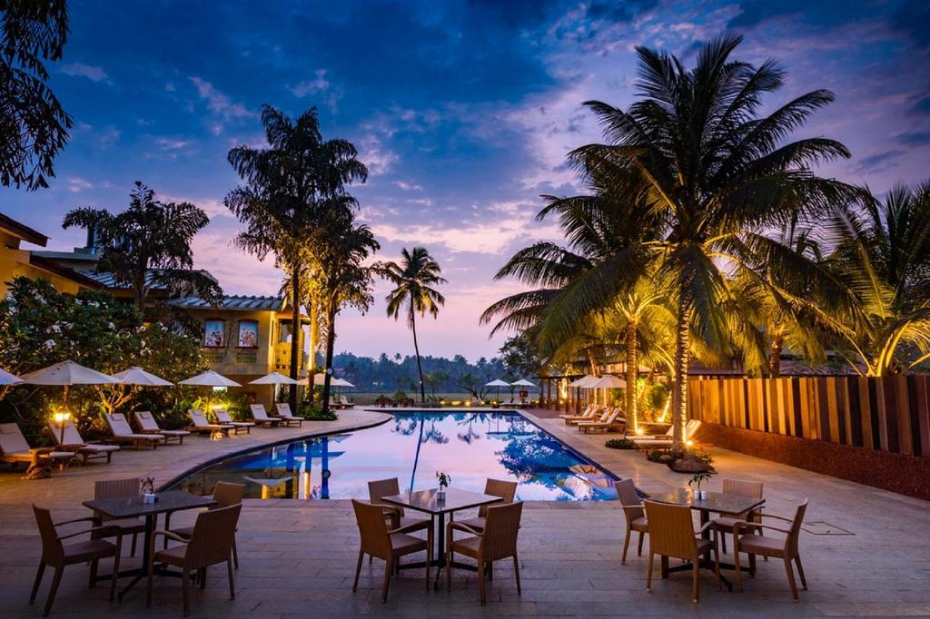 هتل بلزا بای د بیچ گوا - هتل های استخر دار ارزان در گوا