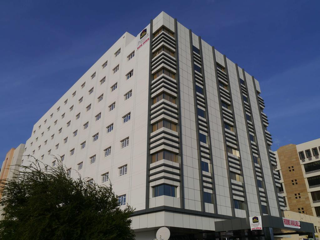 هتل بست وسترن مسقط Best Western Hotel - رزرو هتل در مسقط - اجازه آپارتمان در مسقط