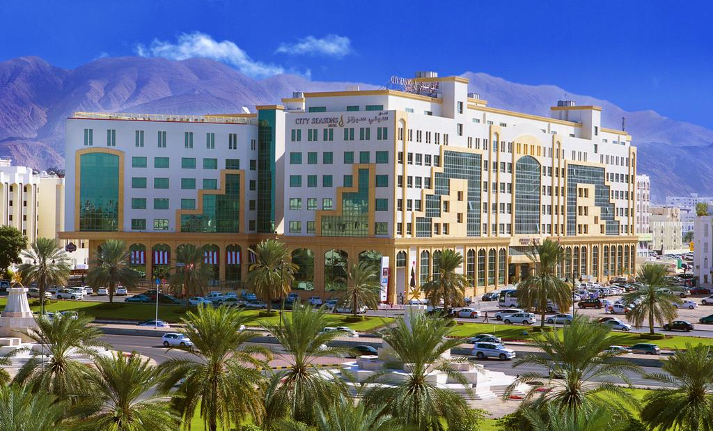 هتل سیتی سیزن مسقط City Seasons Hotel Muscat - خرید آنلاین هتل در عمان