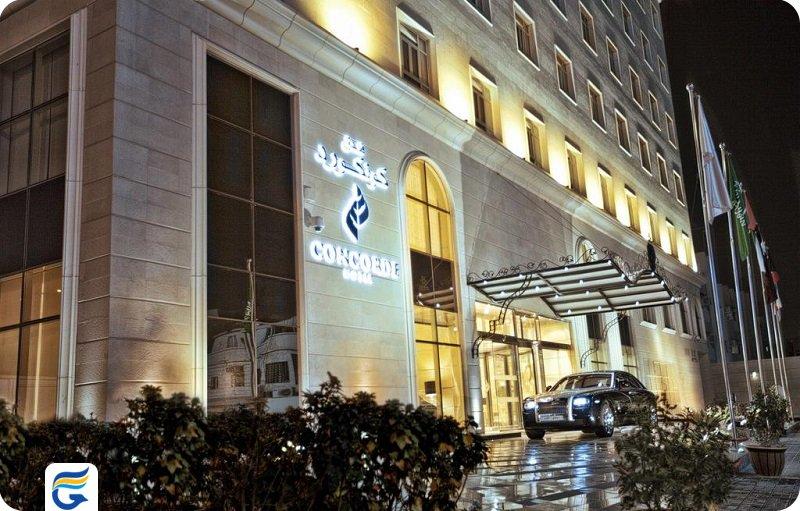 هتل کونکورد دوحه
