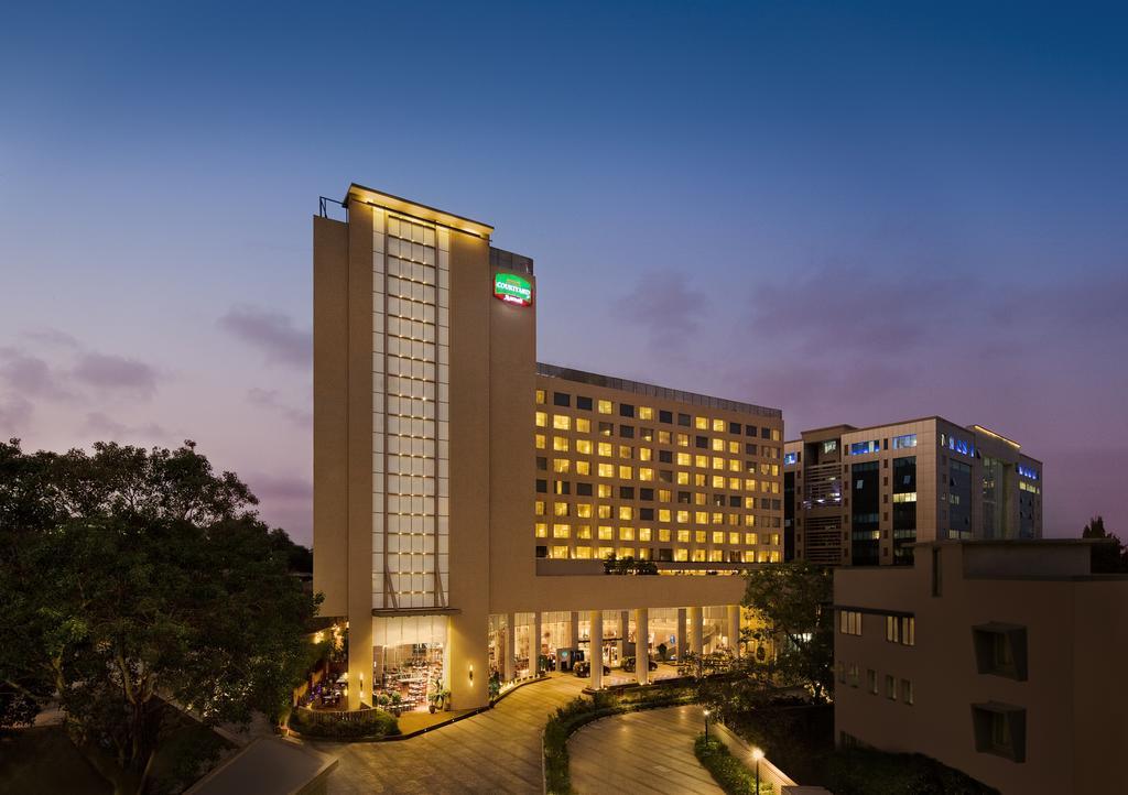هتل کانتری یارد بای ماریوت بمبئی - بهترین هتل 5 ستاره بمبئی