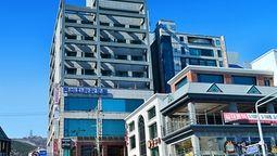 هتل داون بیچ بوسان کره جنوبی