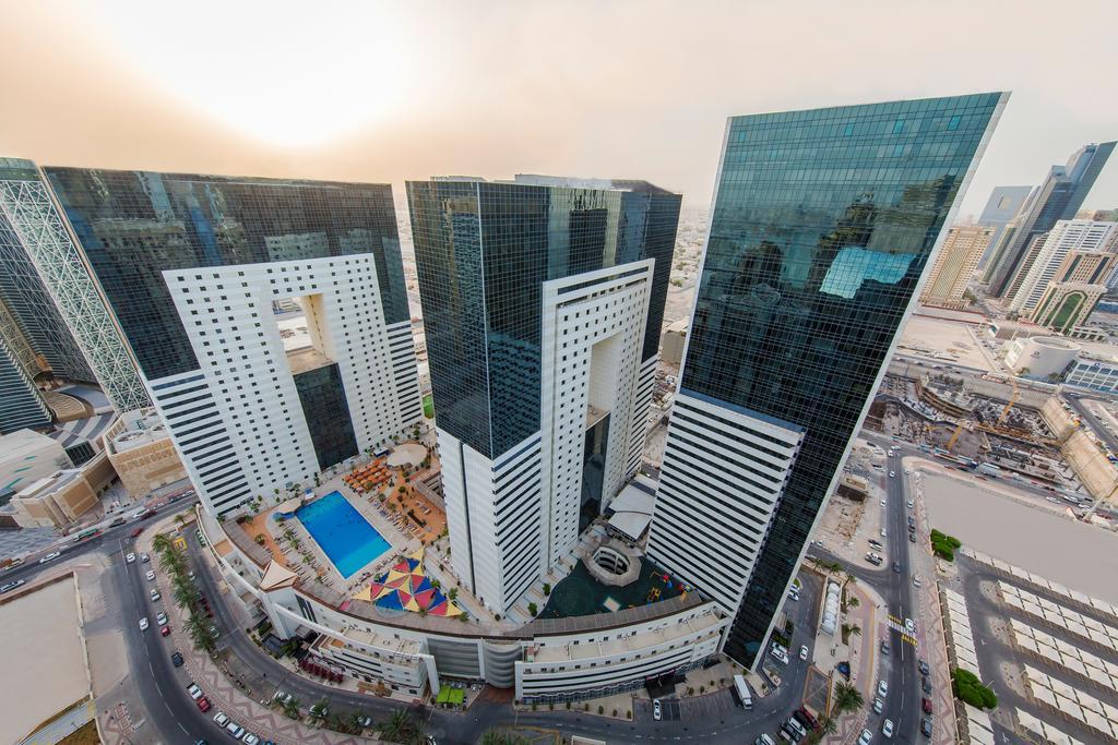 هتل ازدان دوحه - قیمت آپارتمان در دوحه