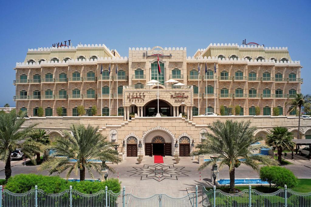 هتل گرند حیات مسقط Grand Hyatt Muscat - هاستل در مسقط