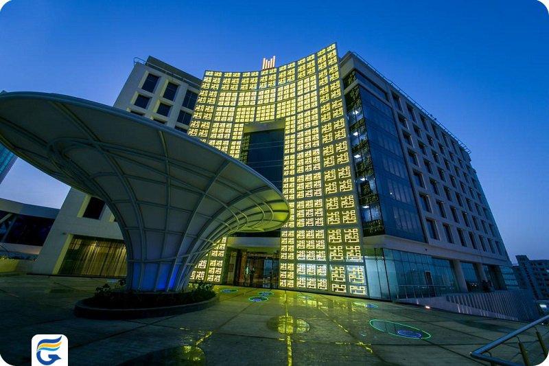 هتل گرند میلینیوم مسقط Grand Millennium Muscat Hotel - قیمت سوئیت در عمان