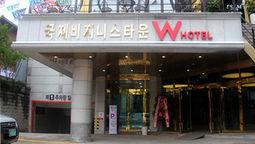 هتل گوکچه بیزینس گوانگجو کره جنوبی