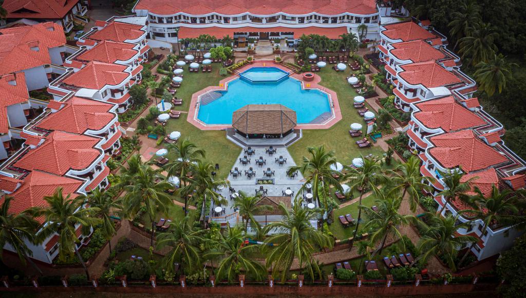 هتل هریتیج ویلیج ریزورت گوا - هتل های ساحلی 5 ستاره گوا یو آل و آل