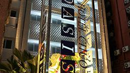 هتل چوئو اوساکا ژاپن