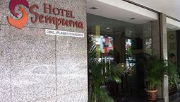 هتل سمپورنا کوالالامپور مالزی