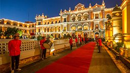 هتل یاک اند یتی کاتماندو نپال