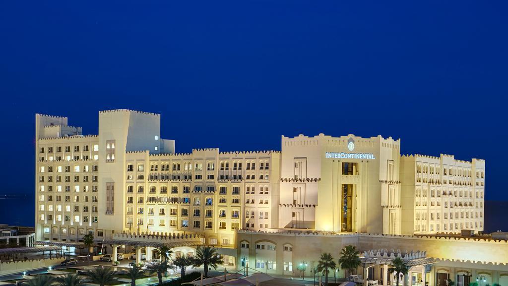 هتل اینترکونتینتال دوحه
