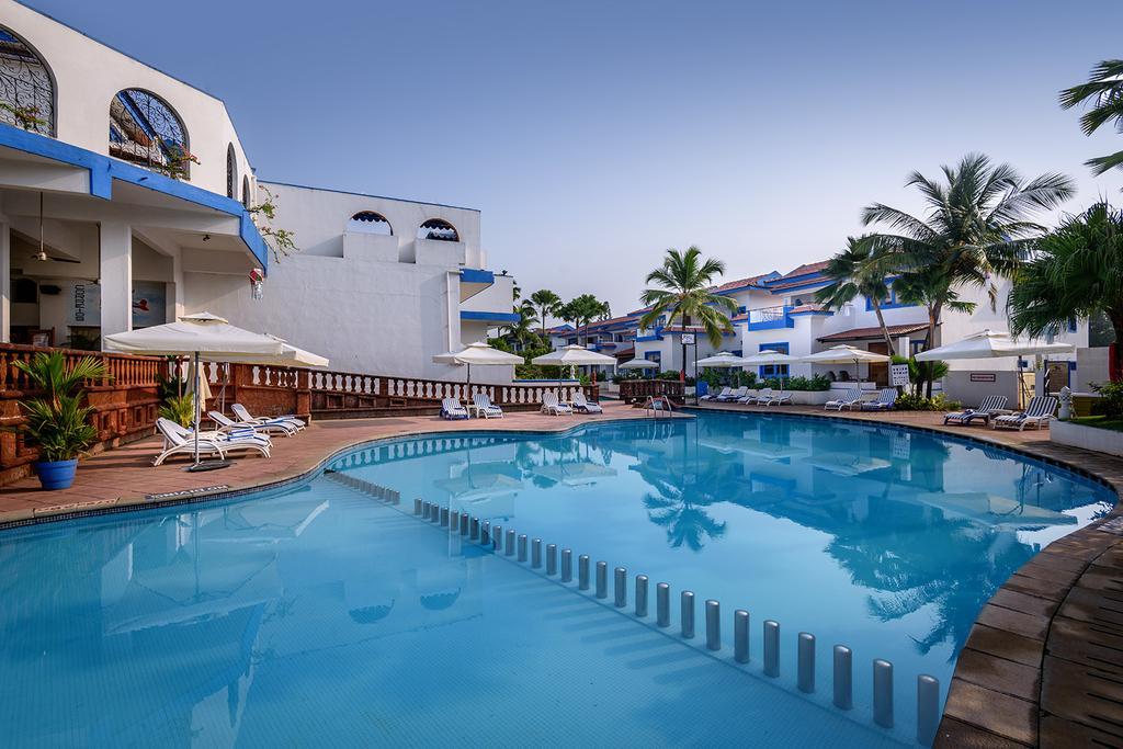 هتل کارما رویال هاتی محل گوا - قیمت هتل های 4 ستاره گوا