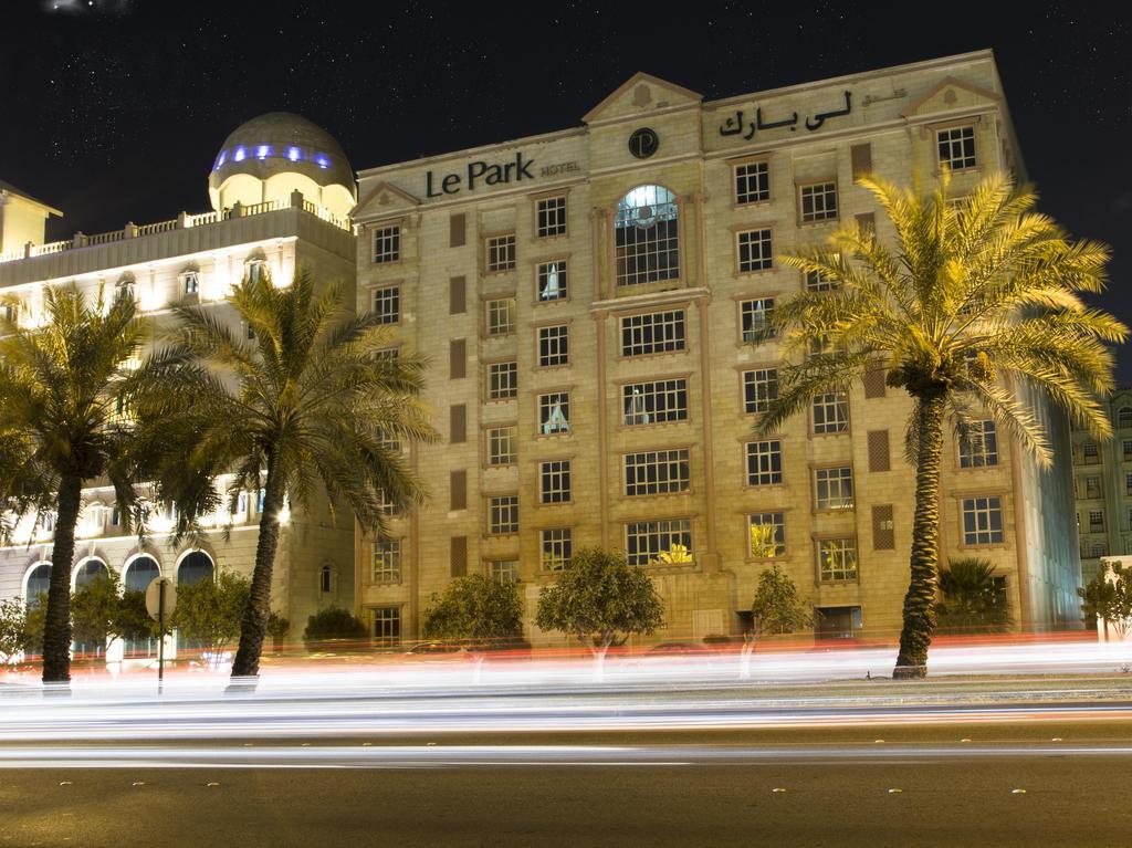 هتل لی پارک دوحه Le Park hotel- سوئیت ارزان در دوحه