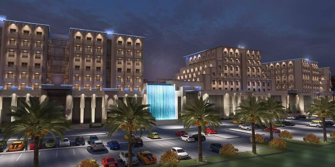 هتل لواتیو مسقط Levatio Hotel Muscat - اجاره آپارتمان در مسقط