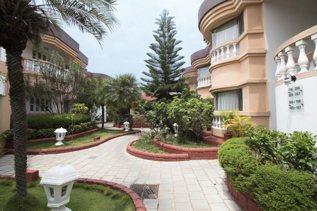 هتل لوتوس بیچ ریزورت گوا - بهترین هتل های 3 ستاره گوا
