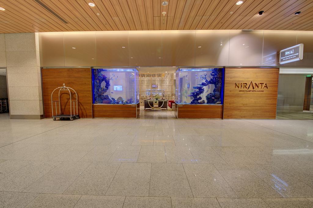 هتل ترانزیت فرودگاه نیرانترا بمبئی - هتل های نزدیک فرودگاه بمبئی